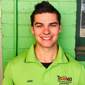Jake Carty - Pest Technician